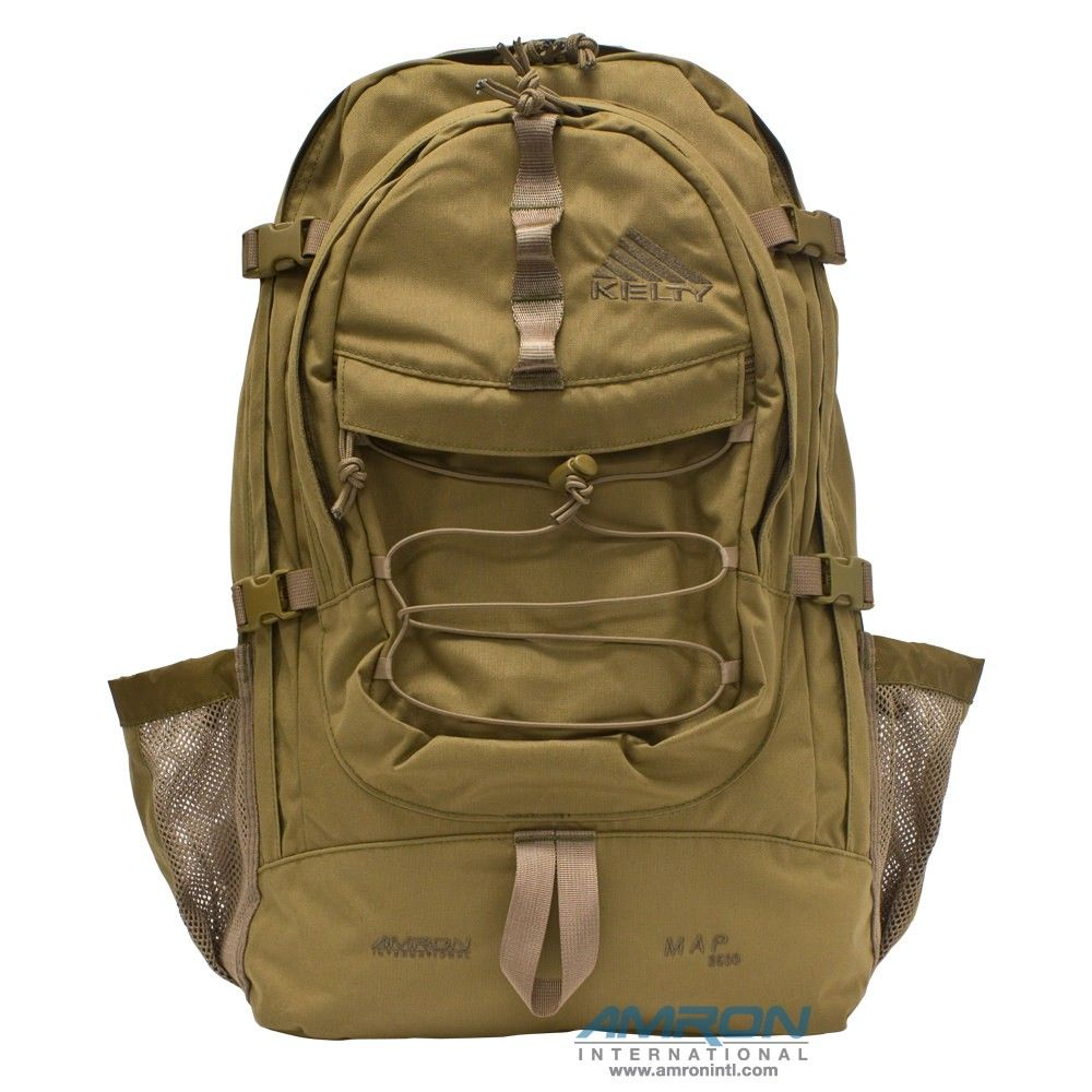 Kelty MAP 3500 Three Day Assault Backpack Coyote Brown