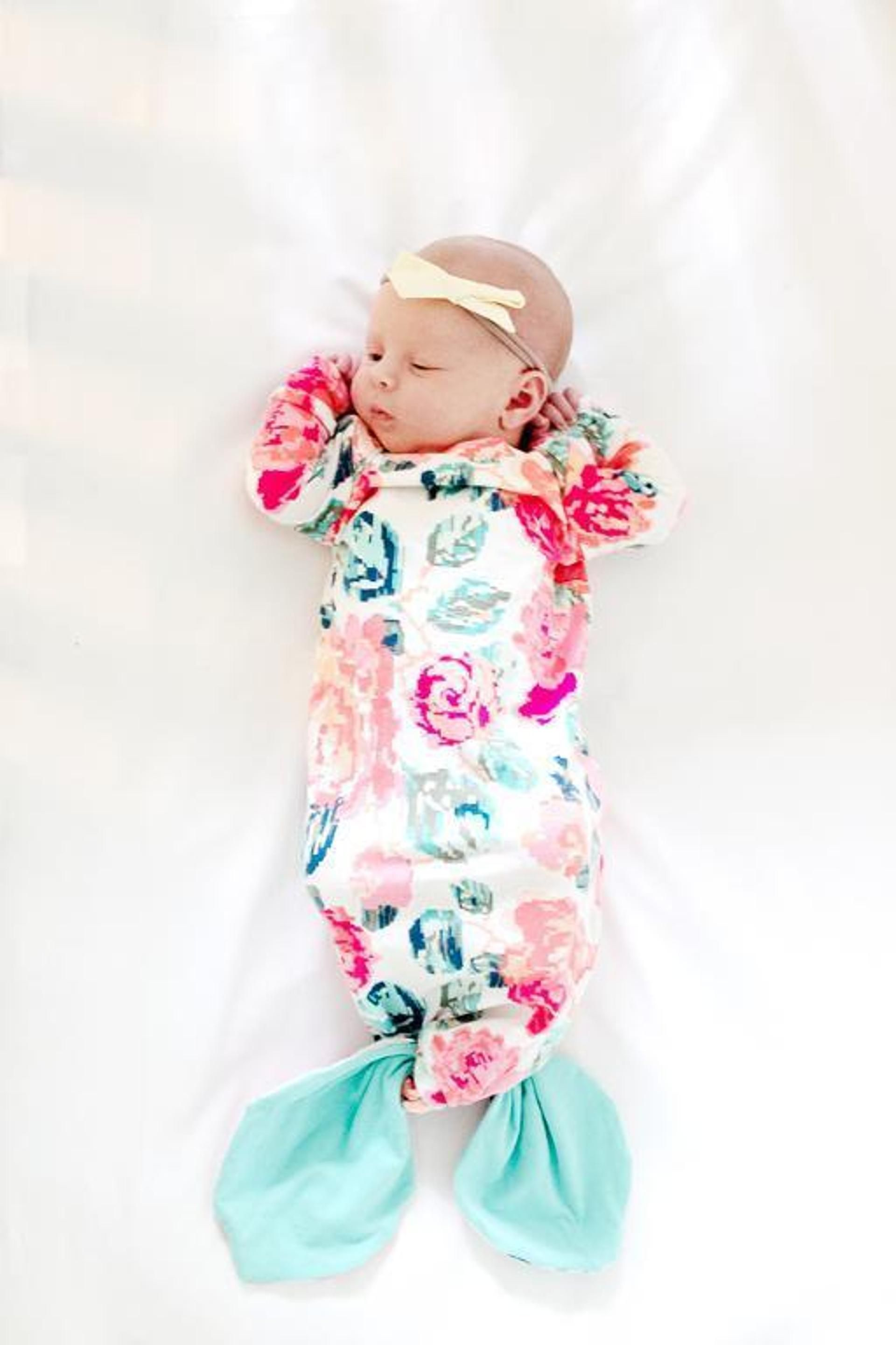 Mermaid Baby Gown Pattern Craftsy BABY 2018