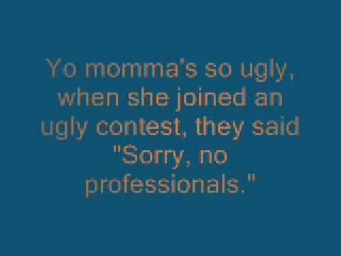 100 yo mamma jokes