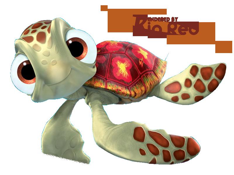 Render disney renders tortue monde de nemo finding nemo disney pixar animals finding nemo - Dessin de nemo ...