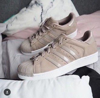 scarpe adidas supercolor beige nudo adidas superstar adidas