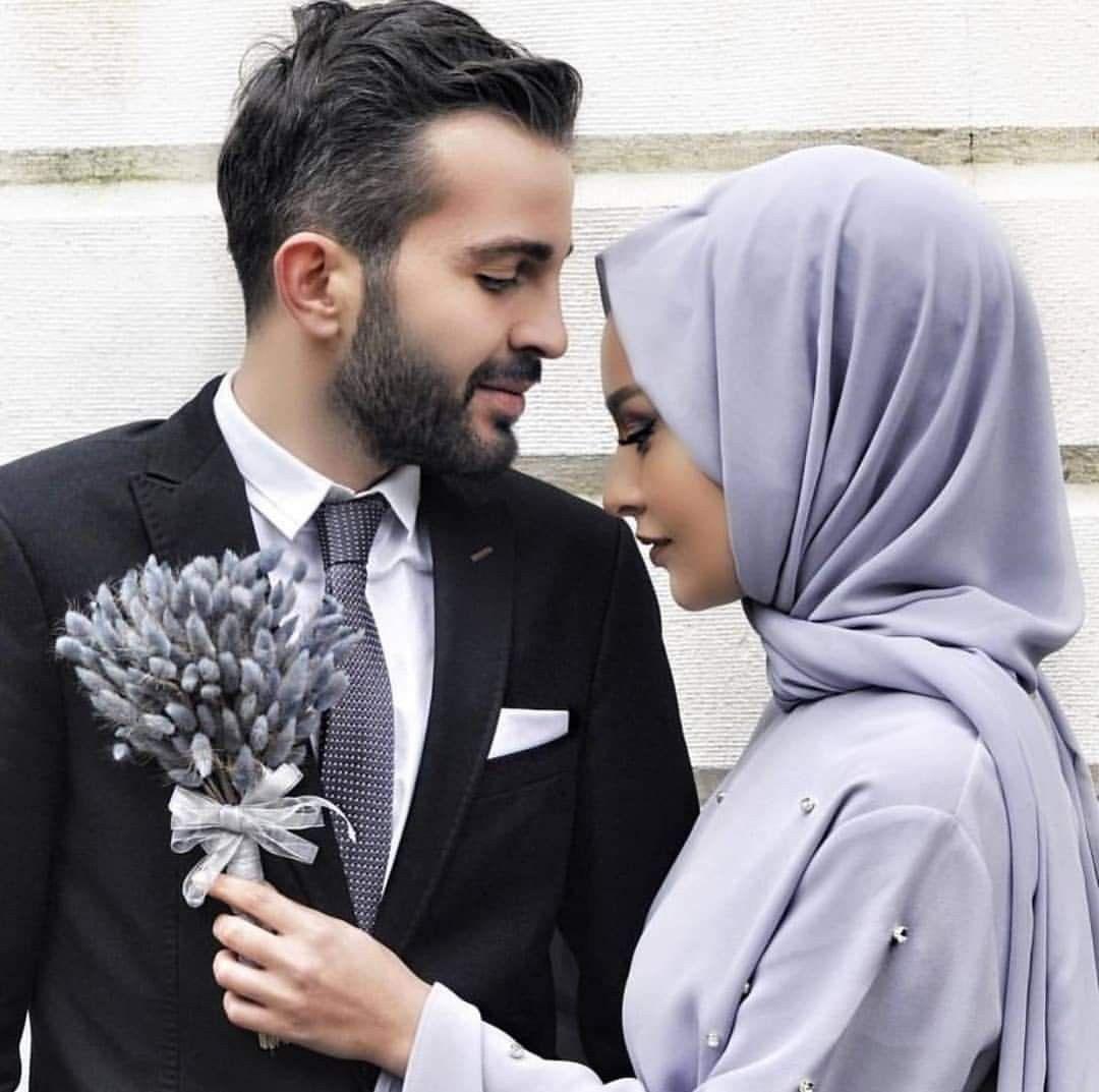 قيل فى معنى الزواج أن تختار من يستحق الإطلاع على عيوبك فيقبلها ثم يسترها عليك Muslim Couples Muslim Wedding Dresses Muslim Wedding
