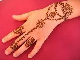 Hasil Gambar Untuk Henna Kaki Simple Henna Henna Designs Henna