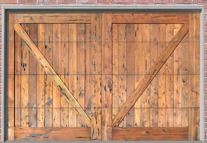 Garage Door Cross Buck Garage Doors Gd