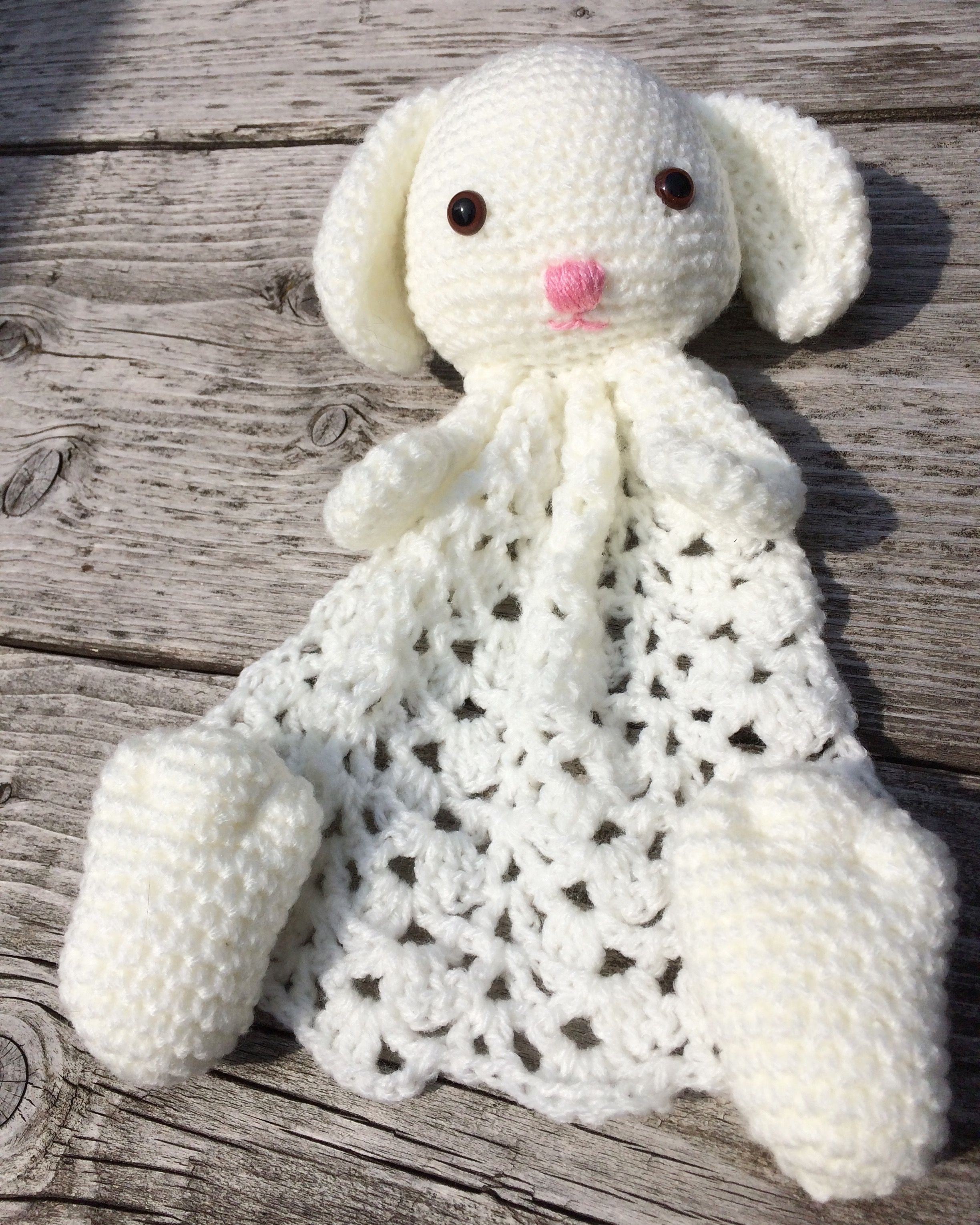 Rabbit Pattern From Meer Kant Haken Self Made Pinterest Haken