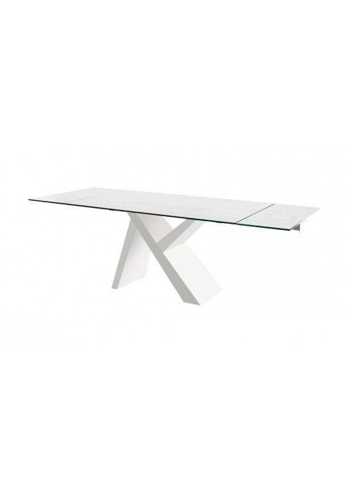 Tavolo design Allungabile Sedit Ikarus 95x140 (200) cm allungabile ...