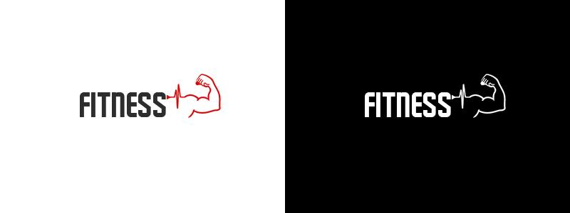 Fitness logo by kom1n on DeviantArt | Logos | Pinterest | Logos ...