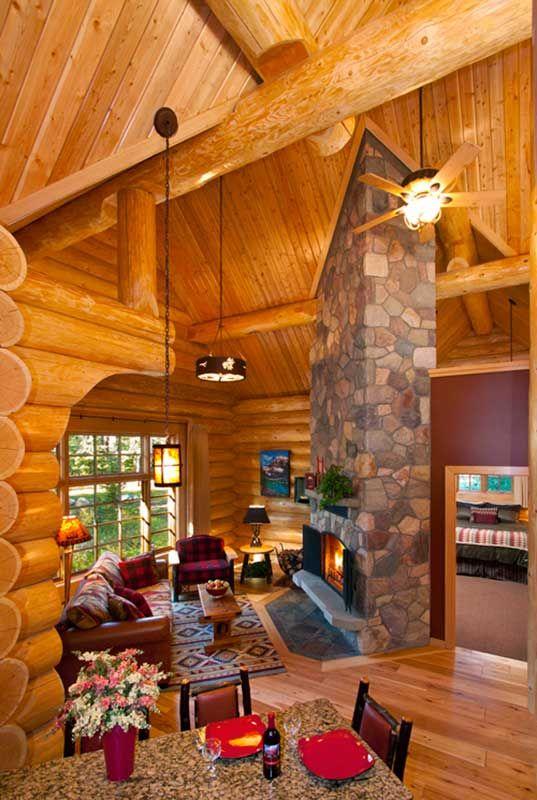 Alberta alpine village jasper cabin rental jasper for Jasper luxury cabins