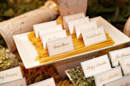 Real Wedding Reception Pieces