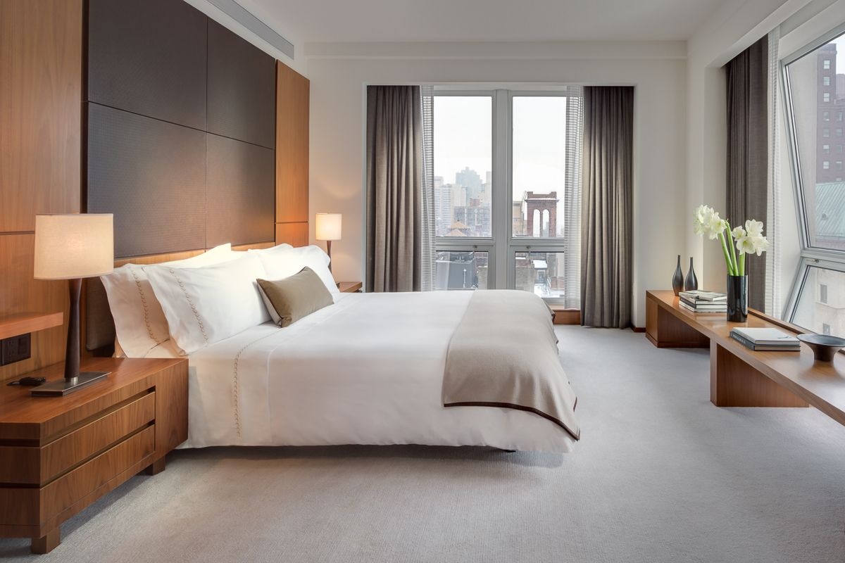 Best One Bedroom Empire State View Suite At The Langham New York Fifth Avenue Hotel Modern 400 x 300