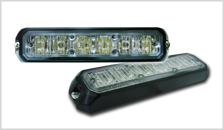 Axixtech Ms6 6 Led Directional Warning Lamp Led Lights Led Light Bars Led Strobe