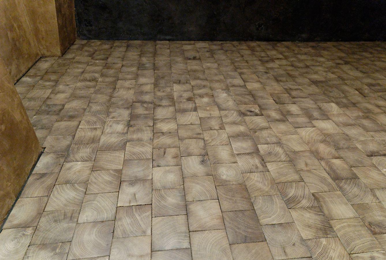 Vue Generale Parquet Pavage Bois Debout N 746 Flooring Wood Floors Wood