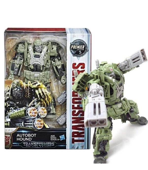 Transformers Mv5 The Last Knight Premier Voyager Class Wave 2