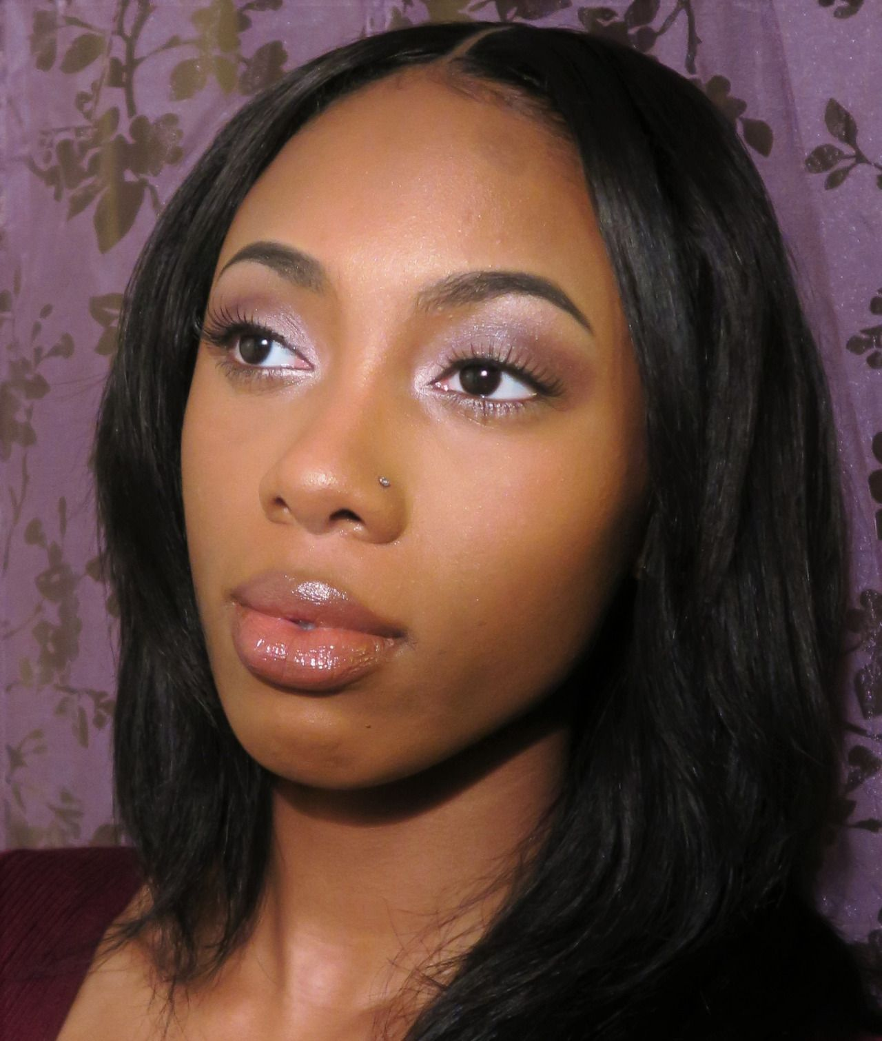 Fresh Everyday Makeup Look This look was actually... (With