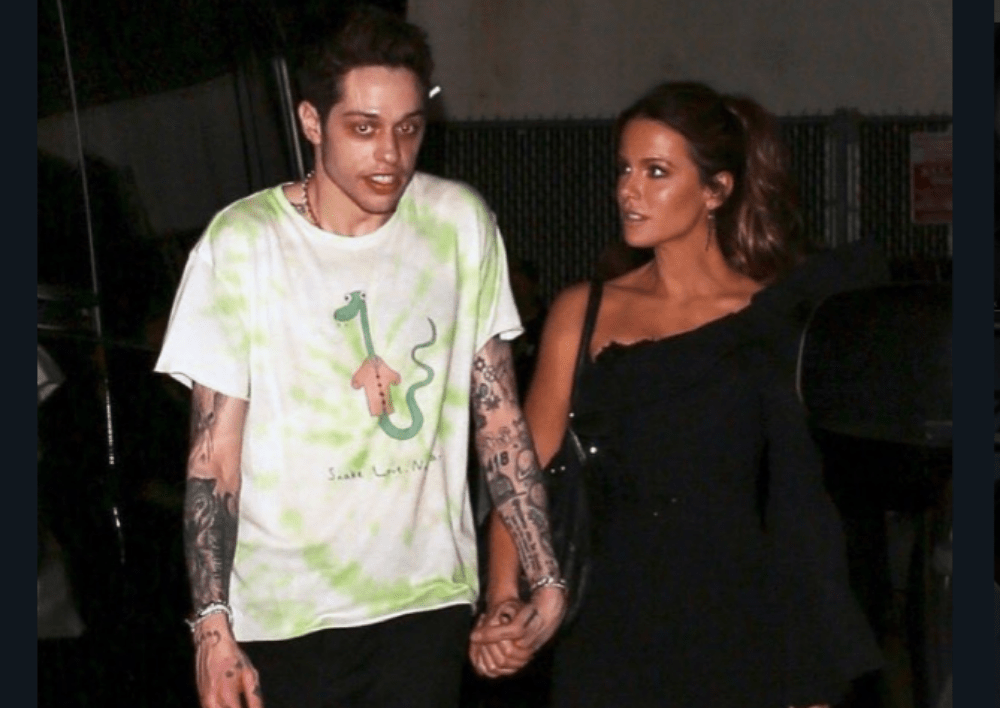 Kate Beckinsale And Pete Davidson Spotted Dining With Her Parents