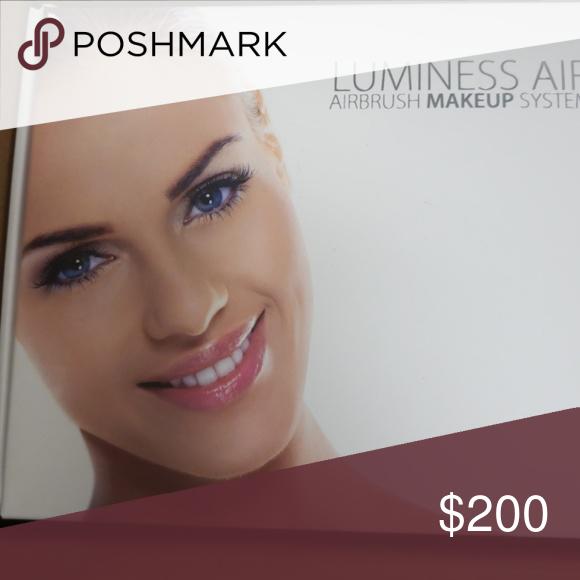 Luminess Airbrush makeup system, BRAND NEW IN BOX Airbrush