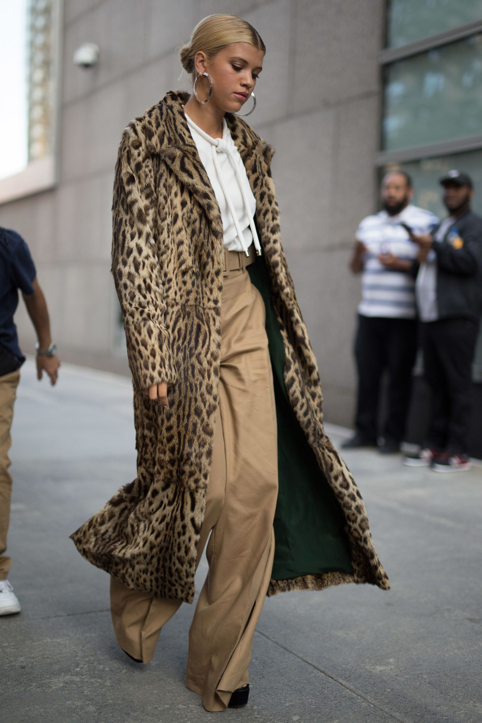 New York Moda Haftası Defileler Sokak Modası '