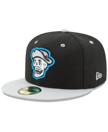 698576363a8 New Era Las Vegas 51s Ac 59FIFTY Fitted Cap - Gray 6 7 8