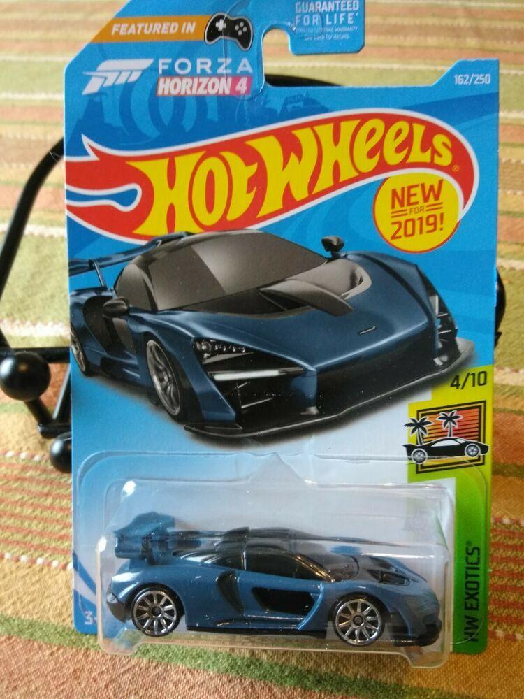 Hot Wheels Mclaren Senna Hw Exotics 4 10 1 64 Hotwheels Mclaren