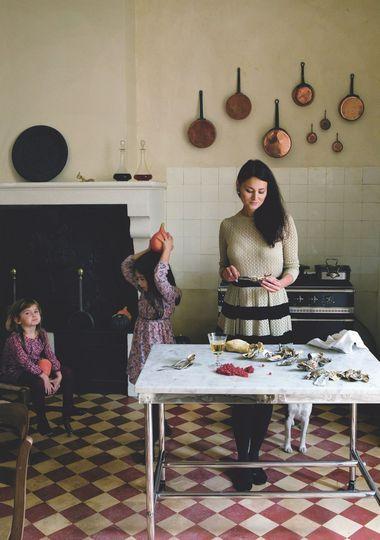 Blogueuse culinaire Mimi Thorisson nous reçoit dans sa maison Mimi