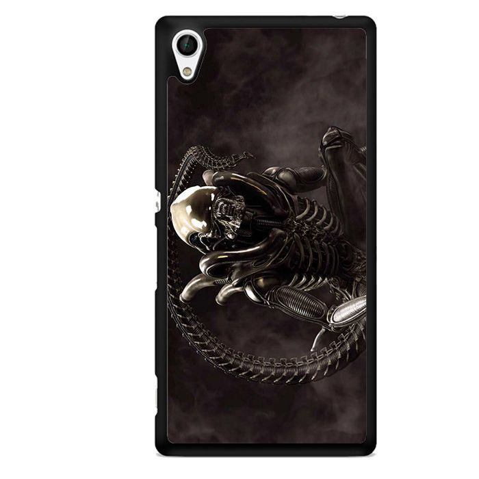 Alien TATUM-554 Sony Phonecase Cover For Xperia Z1, Xperia Z2, Xperia Z3, Xperia Z4, Xperia Z5