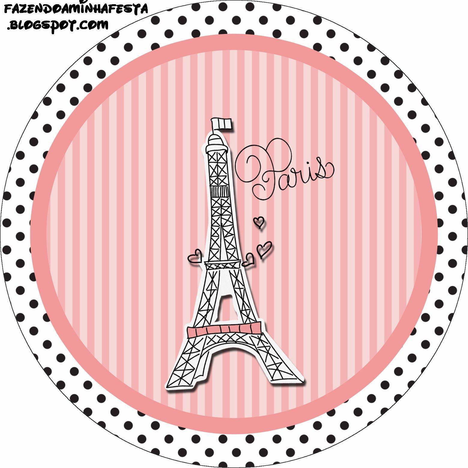 15 Años París: Etiquetas Gratis para Candy Bar. | mesas de dulces ...