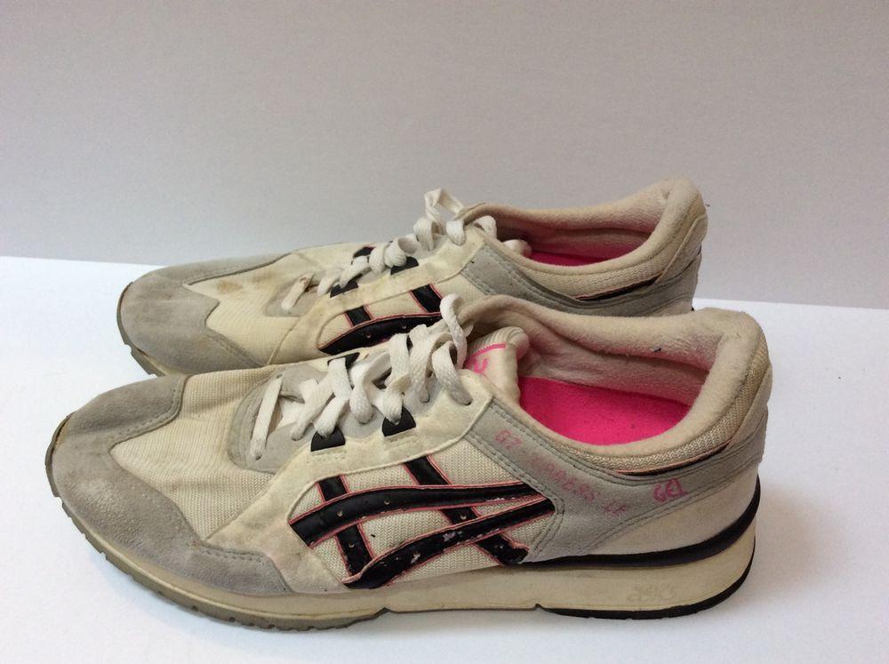 photos officielles a6096 72d61 Vintage ASICS Gel GT XPRESS LE Mens Running Shoes Sneakers ...