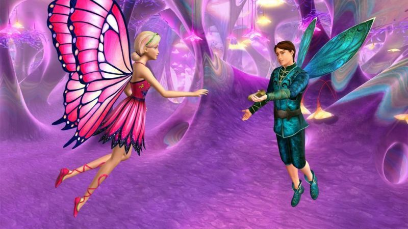 Mariposa And Prince Carlos With Images Barbie Movies Barbie