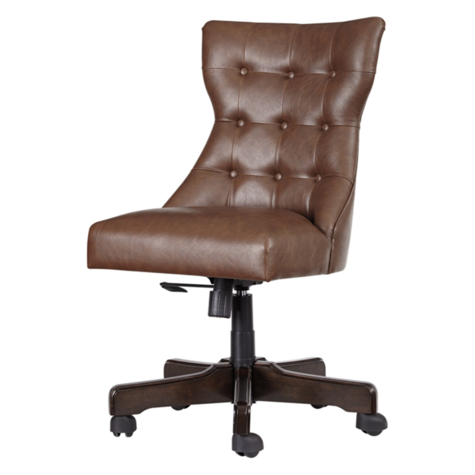 Signature Design by Ashley Home Office Executive Swivel