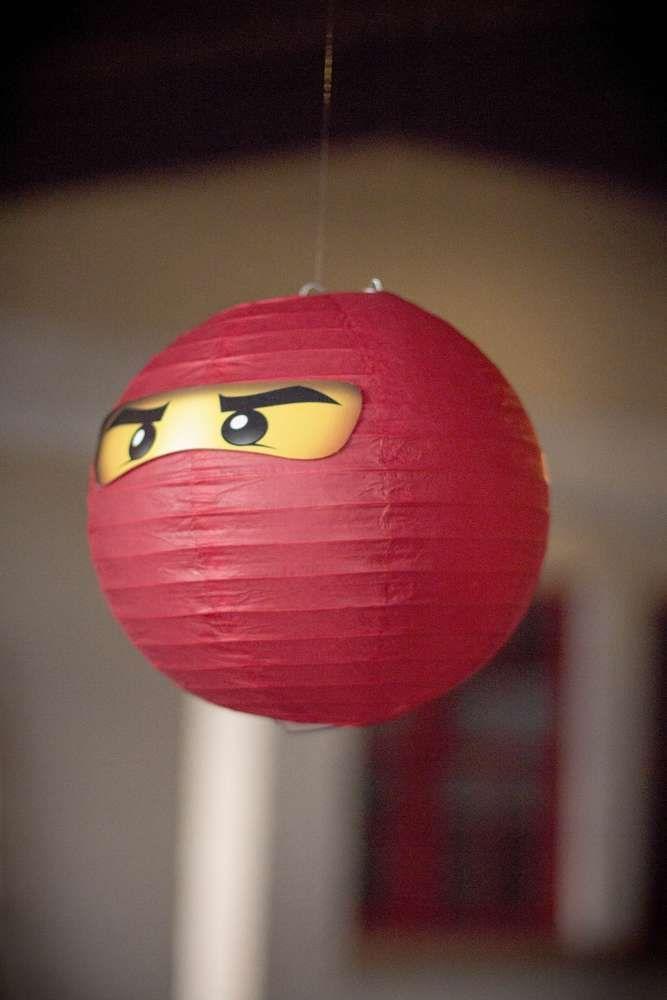 Lego NinjaGo Geburtstagsfeier Ideen | Foto 1 von 37 | Fang meine Party – #Fang #…