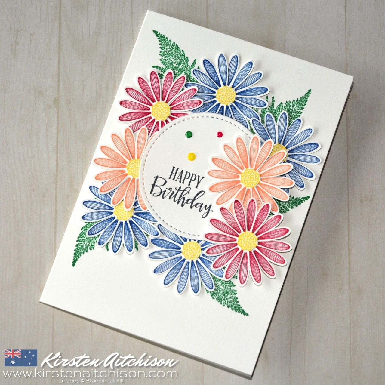 Ink it! Stamp it! Design Team Blog Hop   Theme: Outgoing In-Colours