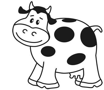 Resultado de imagem para desenho de vacas para imprimir e ...