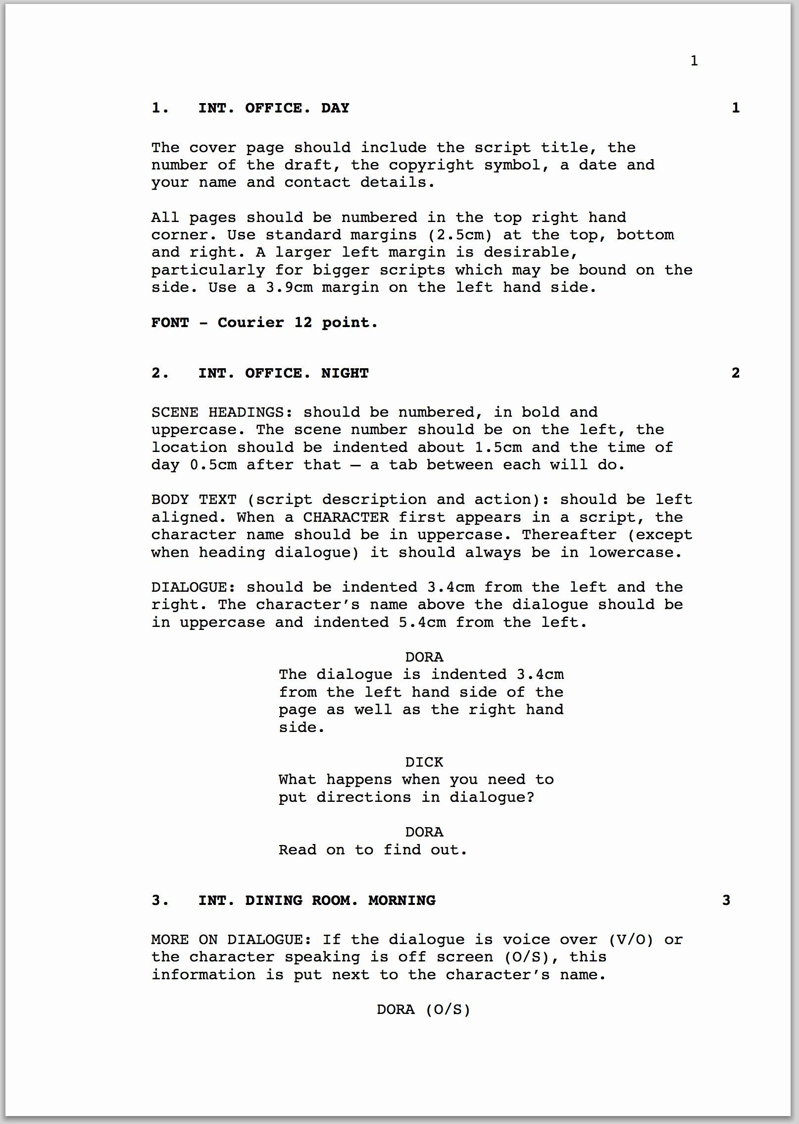 Stage Play Format Example Unique Stage Play Script Format Template Dolapgnetband Screenplay Format Templates Stage Play Play script format in word
