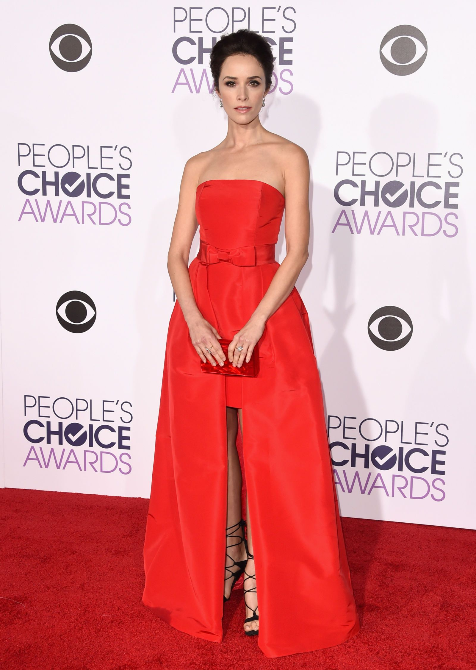 Best Dressed at the 2016 People's Choice Awards  - ELLE.com