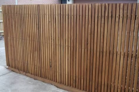 How To Build Timber Batten Screen Google Search New
