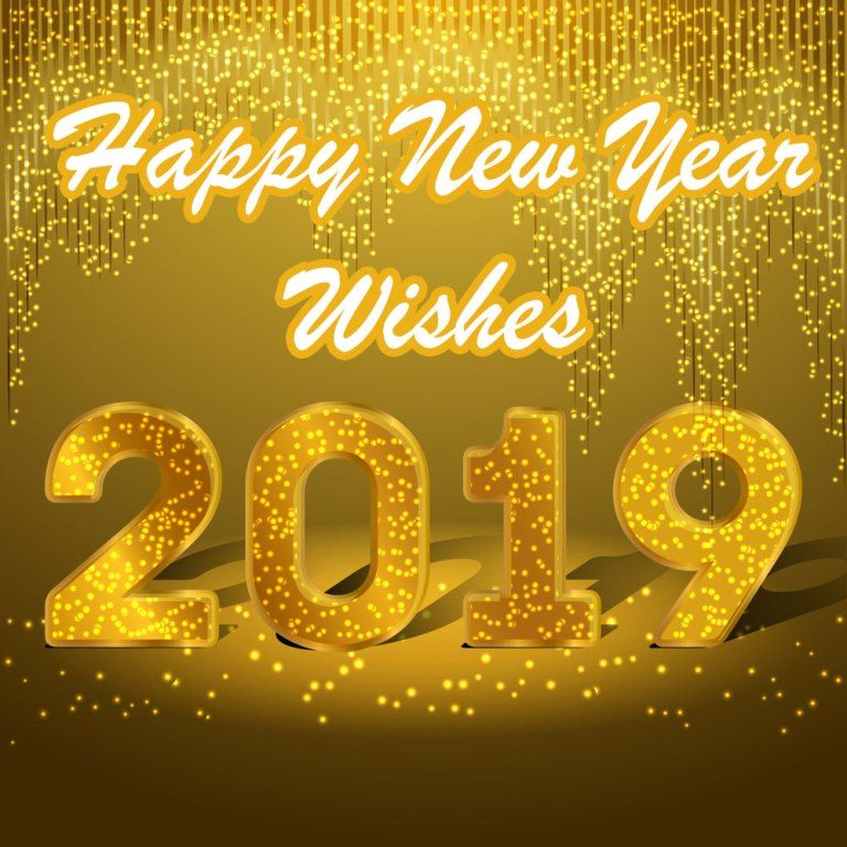 Happy New Year 2019 Handmade Greetings Surprises Gifts For Boyfriend New Year Wishes Messages Happy New Year Wishes Happy New Year Greetings