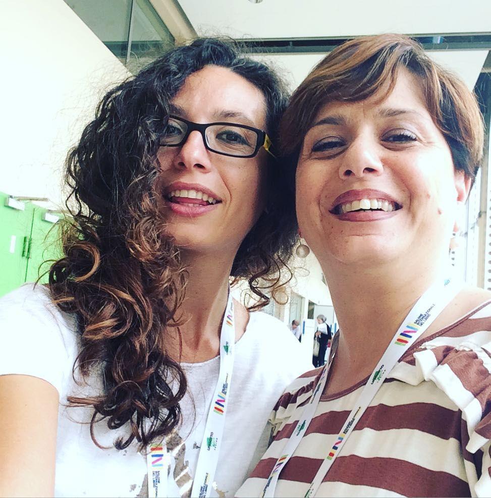 Oggi è un giorno importantissimo!!!  Festeggio al Salone del Libro di Torino i miei primi 14 anni da libera professionista e imprenditrice!!!  La fanciulla di 21 anni che nacque all'epoca come agente letterario ora è una donna di 35 che è una coach  Dove sarò tra altri 14 anni? Una cosa è certa: al mio fianco avrò sempre lei la mia Rosa!!! #salonedellibro #torino #grateful #talentcoaching #imieiprimi14anni #rosagargiulo #natasciapane #sorellanza #veryproud