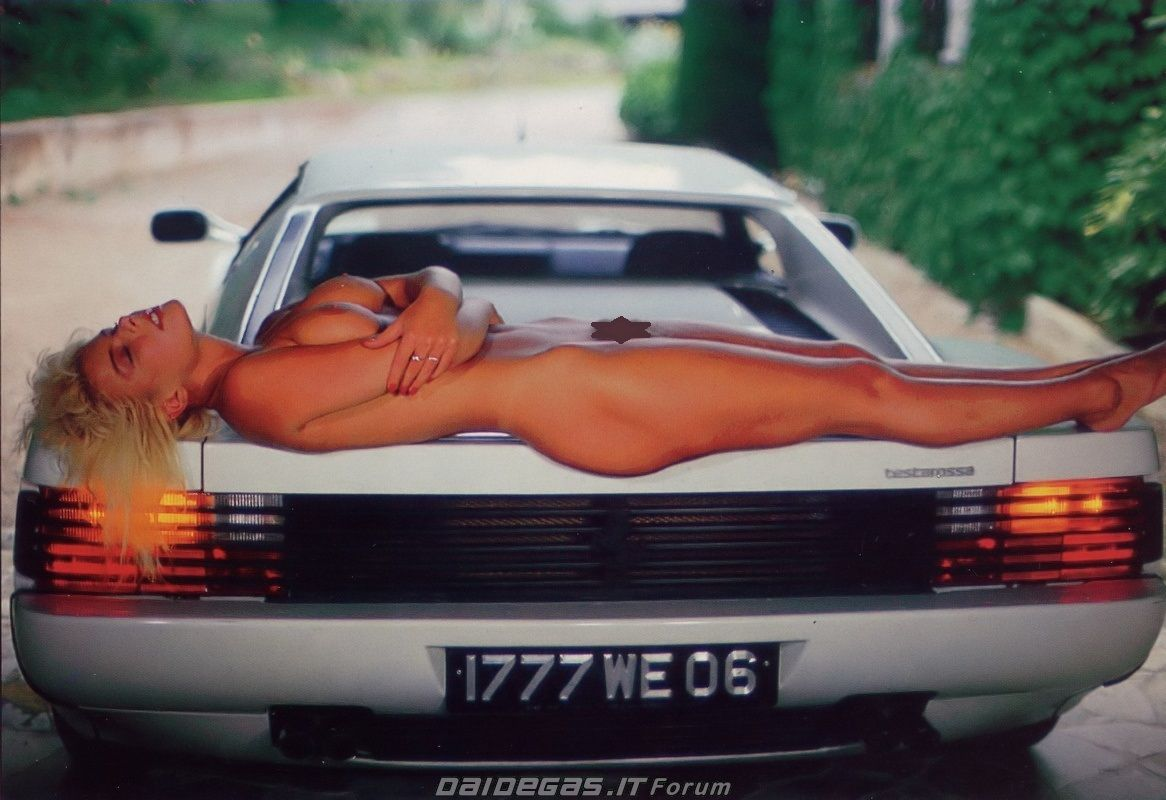 Babe car hot nude think
