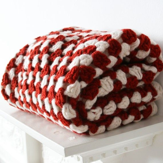 Nuther Rocket&Bear Crocheted Cot Blanket | Cot blankets ...