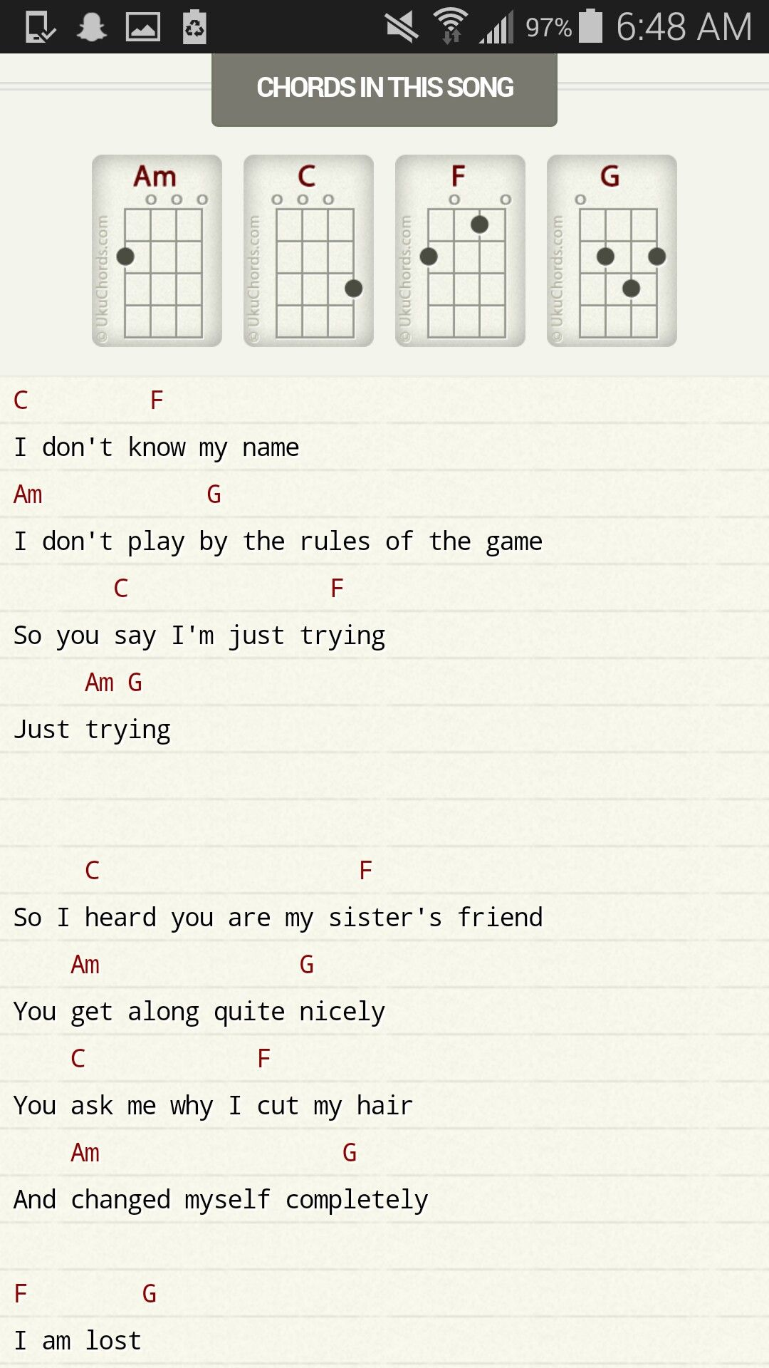 I dont know my name by grace vander waal ukulele pinterest i dont know my name by grace vander waal hexwebz Images
