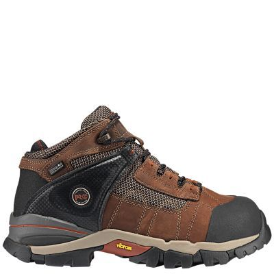 25cd49b8689 Men's Timberland PRO® Hyperion Mid Alloy Toe Work Boots | Mama Want ...