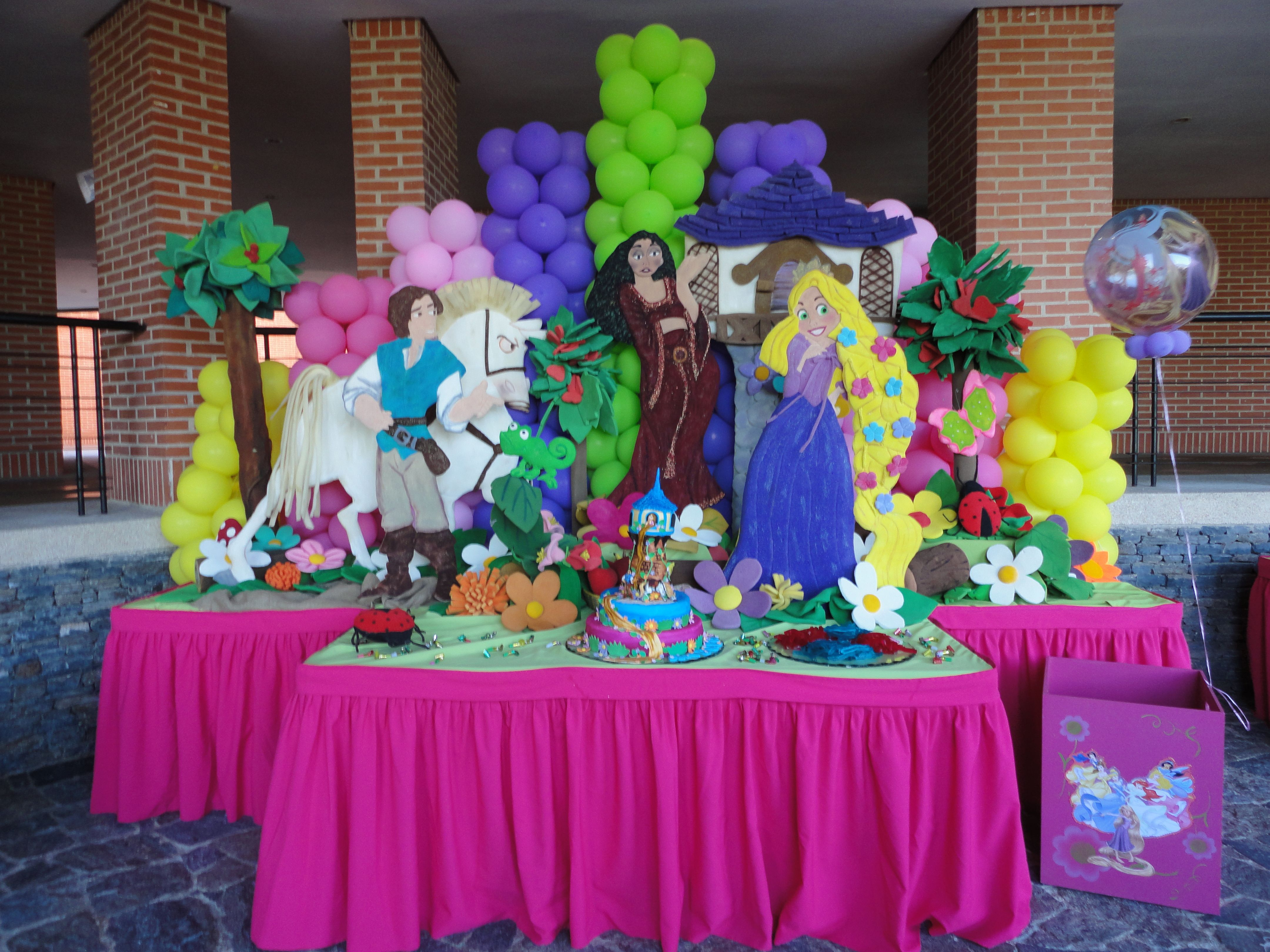 Decoracion de fiestas infantiles decoracion de toys - Ideas decoracion fiesta ...