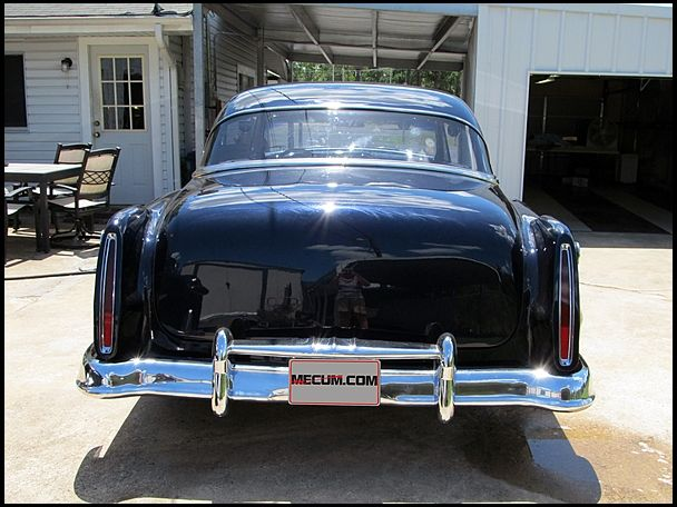 1953 Pontiac Catalina 389 CI, Automatic presented as lot S241 at Houston, TX 2013 - image3