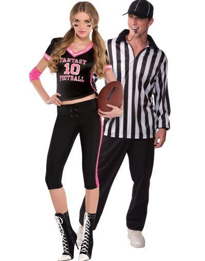 Football couple Halloween Pinterest Football couples, Discount - couple ideas for halloween