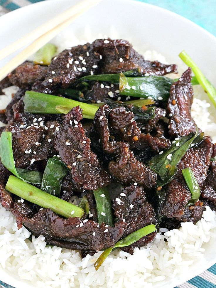Pf Chang S Mongolian Beef Recipe Copycat Is The Easiest Way To