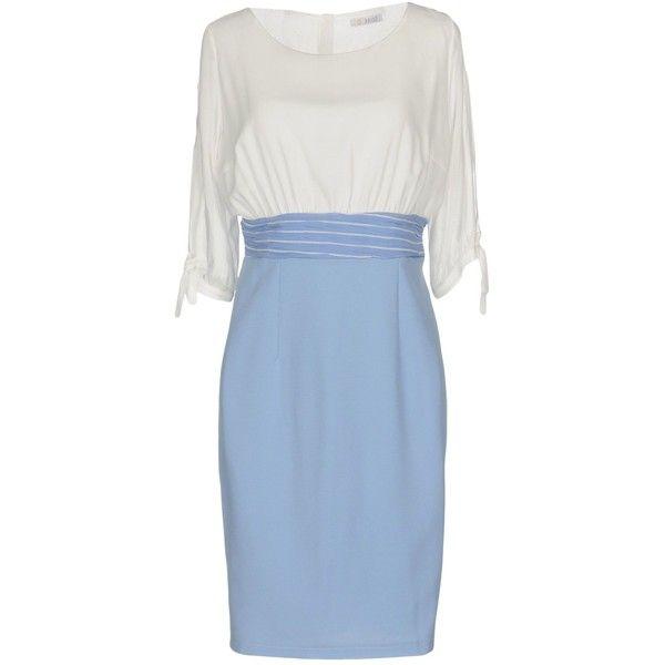 Outlet Best Place DRESSES - 3/4 length dresses Dois Sale Online Multi Coloured Cheap Choice Amazon For Sale ur9MIh