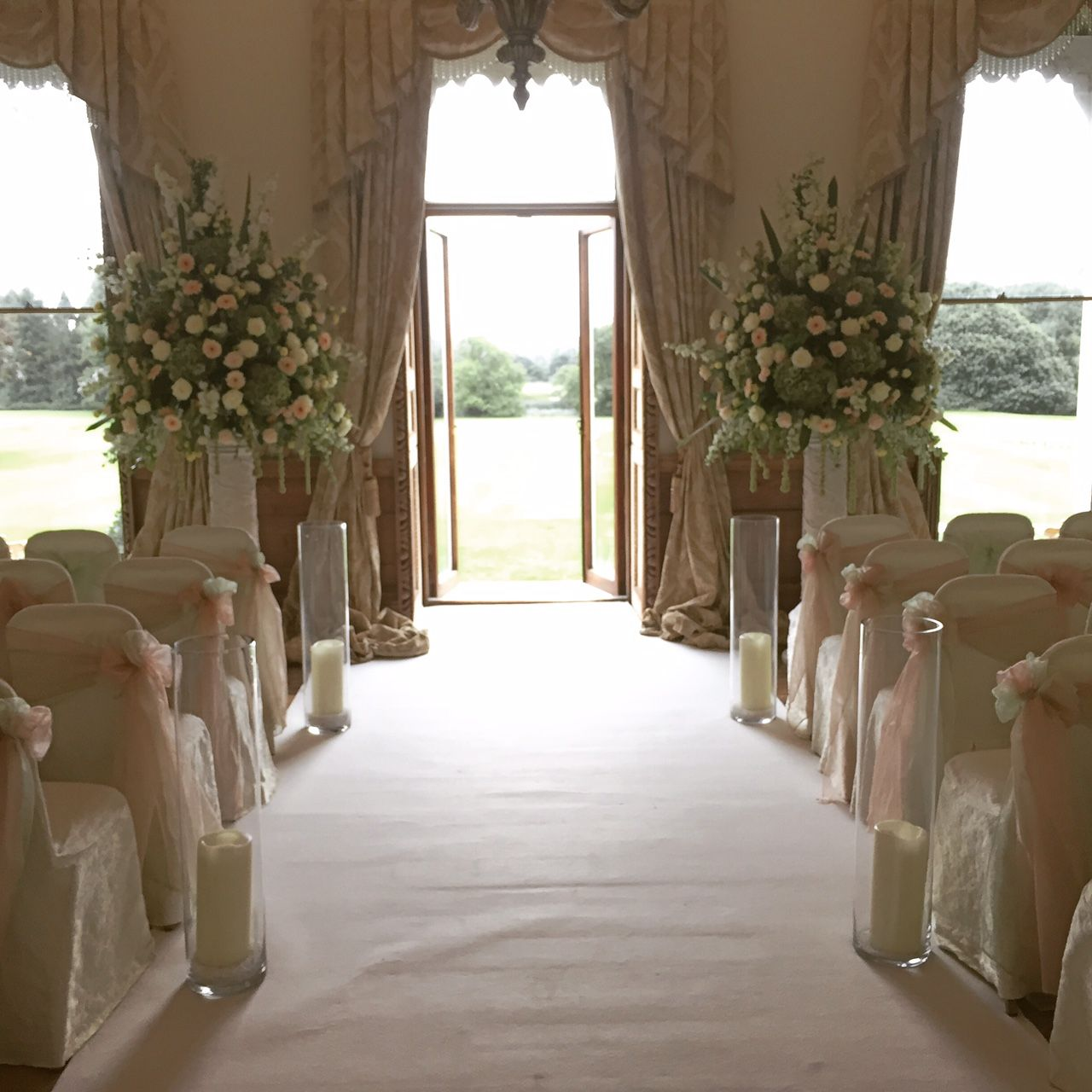 The Oak Room Our Civil Ceremony Room At Boreham House