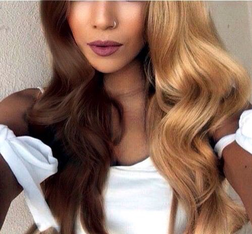 How To Dye Brown Hair Blonde 7 Expert Tips To. - Bustle