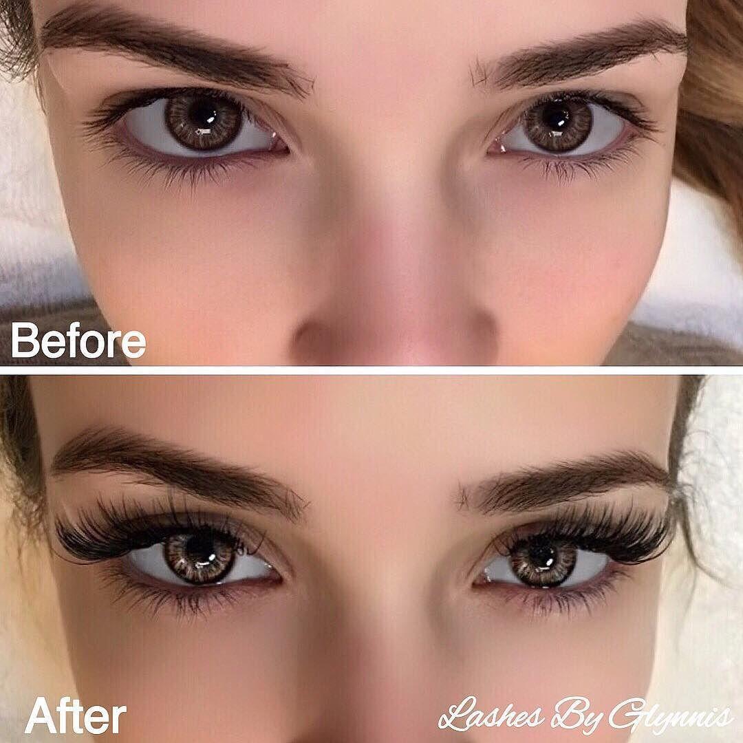 Dramatic Eyelashes Pinterest Lash Extensions