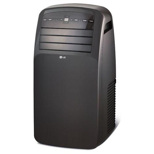Lg 12 000 Btu Portable Air Conditioner And Dehumidifier Lp1215gxr Portable Air Conditioner Portable Air Conditioners Ventless Air Conditioner